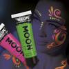 Neon Uv Face & Body Paint, 12ml